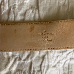 Louis Vuitton Accessories - Louis Vuitton Womens Belt 40 MM